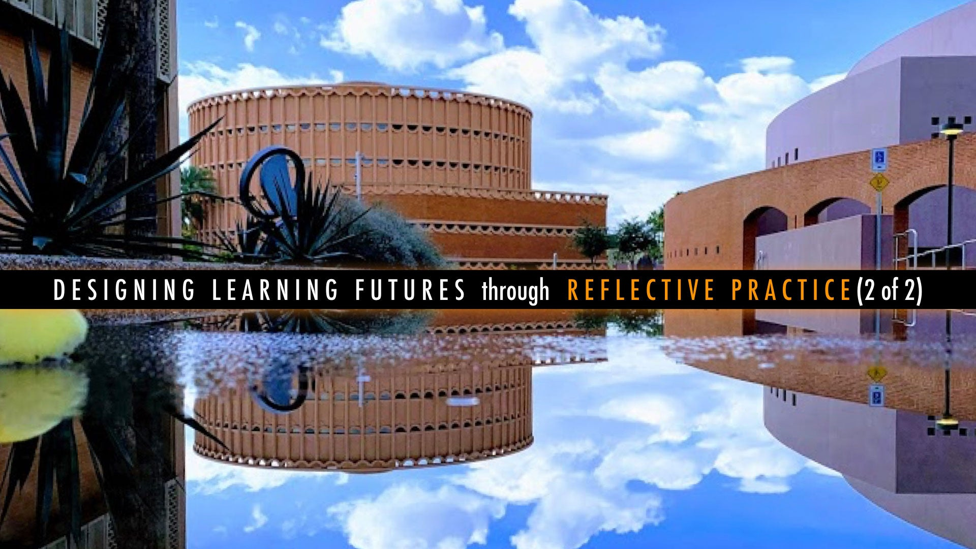 Designing the future of learning